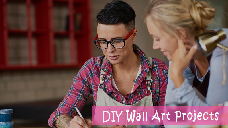 wall art diy