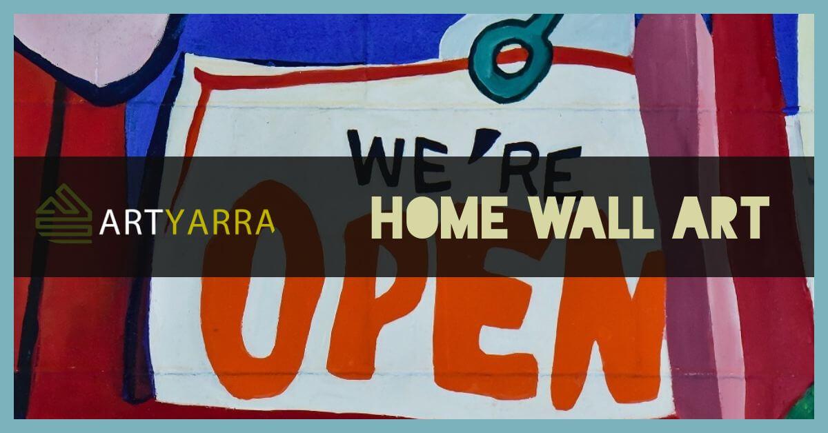 Home Wall art mural